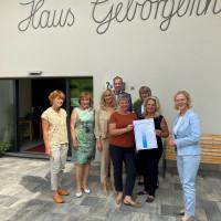 Thumbnail for 23.07.2021 - Übergabe OHRIS-Zertifikat