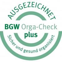 """Thumbnail for 16.12.2019 - Wir wurden ausgezeichnet - BGW """"Sicher und gesund organisiert"""""""